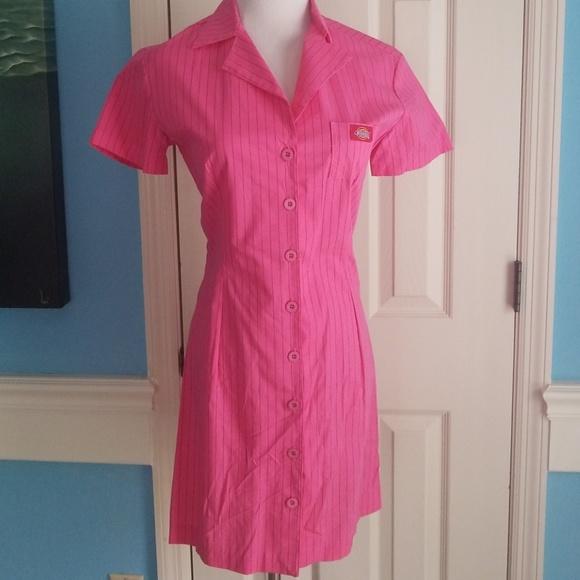 Dickies Dresses Vintage Pink Dress Medium Poshmark